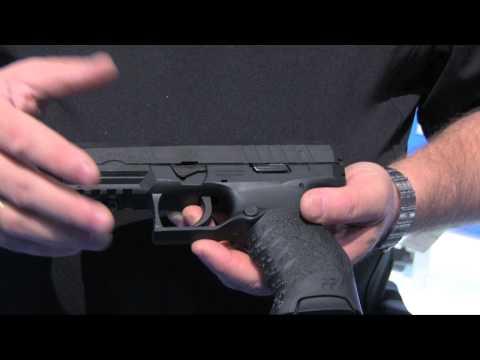 SHOT Show 2013 Walther PPX #SHOTShow FateofDestinee