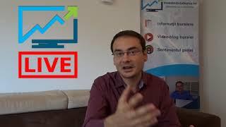 Investestelabursa.ro Live: Marti ora 20 - Mai poate continua trendul ascendent?