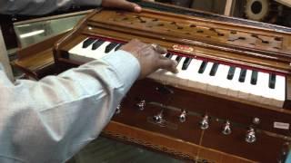 Harmonium BINASWAR 3 oct with old GERMAN reeds