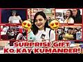Lagu SURPRISE GIFT KO KAY KUMANDER!!! (INSTAX CAMERA)