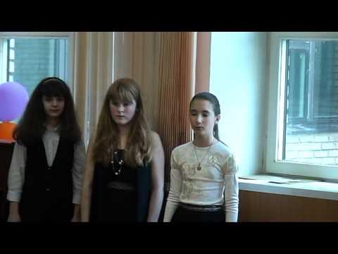 Рябко Лиза в отчетном концерте класса Полозова Д.М.