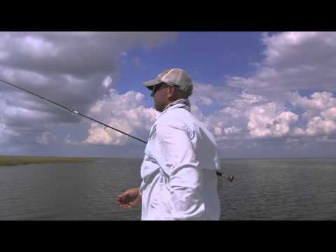 Galveston Redfish Fishing, Shallowist Capt. Steve Soule