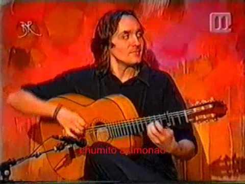Vicente Amigo buleria chumito Slovenia 1999