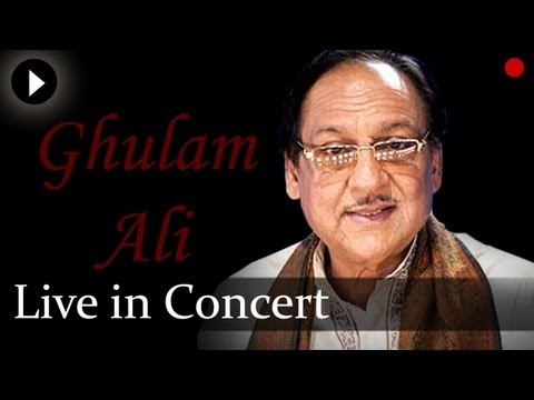 Ghulam Ali Ghazals - Mehfil Mein Baar Baar - Part 1 video