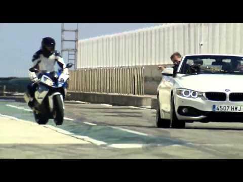 BMW S 1000 RR. Sesi�n de fotos