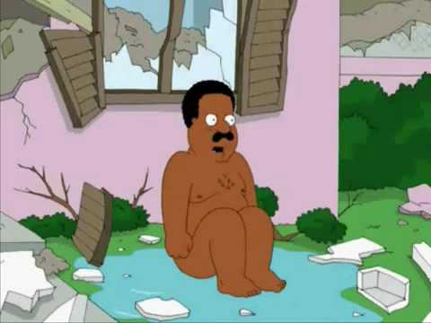 The Cleveland Show - Bathtub Scene Video