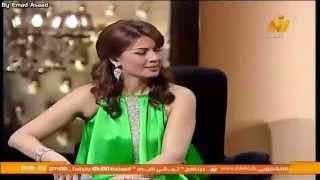نجلاء بدر - برنامج سوارية الفنان باسم ياخور والفنانه نيكول سابا