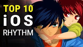 Top 10 iOS Rhythm Games