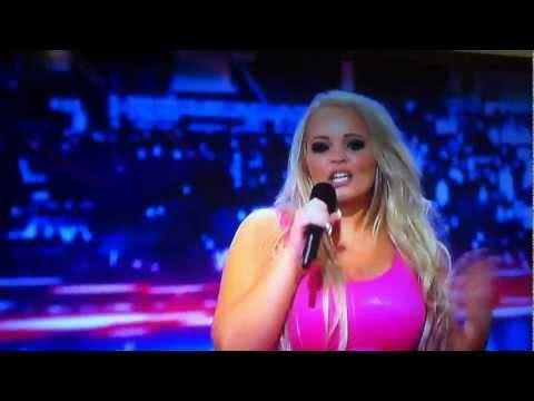Trisha Paytas On America's Got Talent video