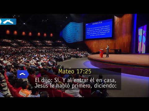 El sistema del Reino de Jesús y el de Adán- Pastor Cash Luna
