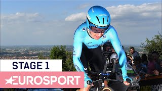 Giro d'Italia 2019 | Stage 1 Highlights | Cycling | Eurosport