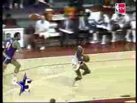 Top 10 All Time Dominique Wilkins Dunks