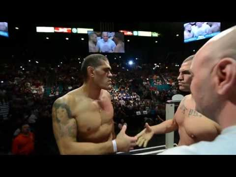 UFC 160: Velasquez vs. Silva Weigh-In Highlight