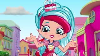 SHOPKINS SHOPVILLE CARTOON SPECIAL NEW COMPILATION | JESSICAKE | Kids Movies | Shopkins Episodes