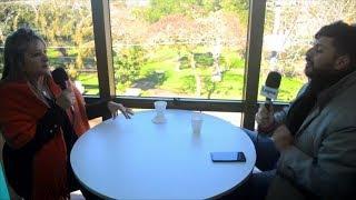 Verônica Alencastro (PDT) é a entrevista de Voltaire Santos no programa Personagens de Tapes.