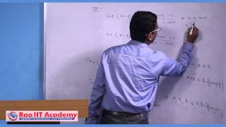 Trigonometry Compound Angles Part 1 - IIT JEE Main and Advanced Mathematics Video Lecture