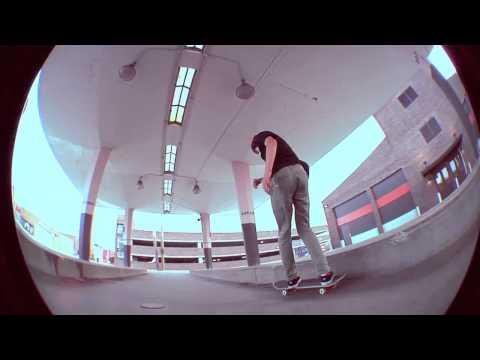 Eric Clark - Wub Wheels x Skaters Advocate