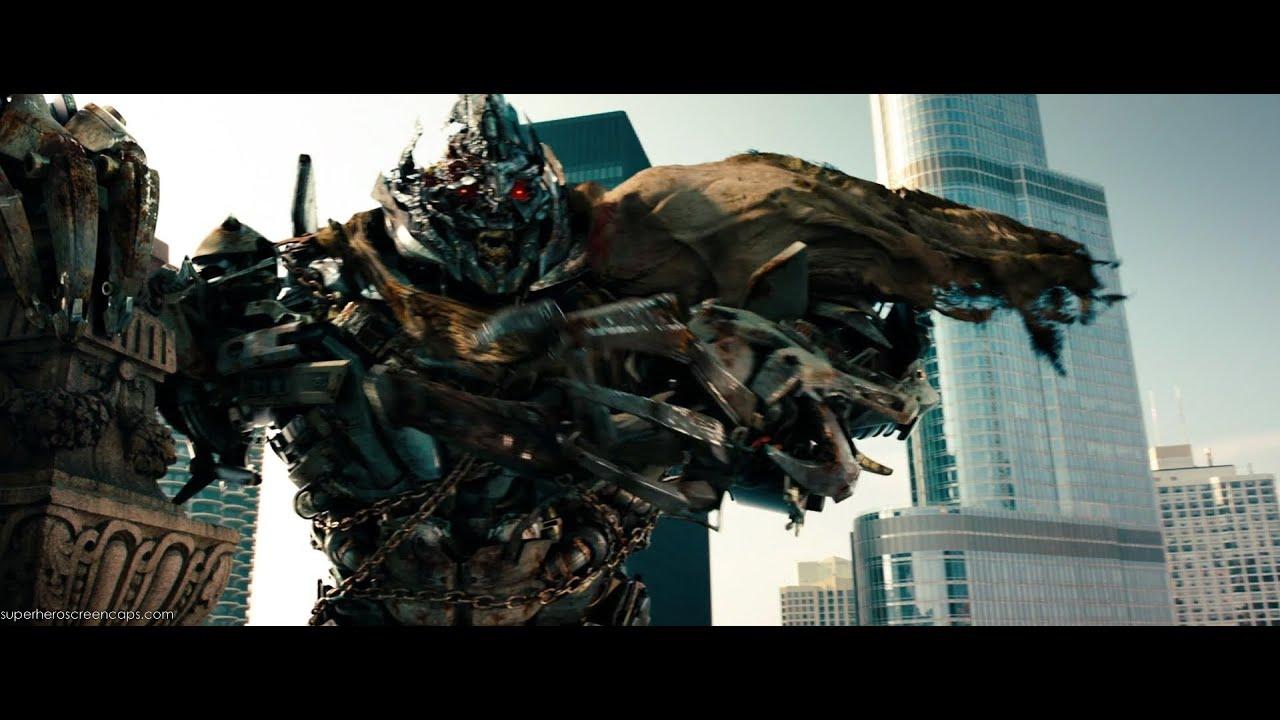 Transformers Dotm Megatron Dotm Megatron Tribute