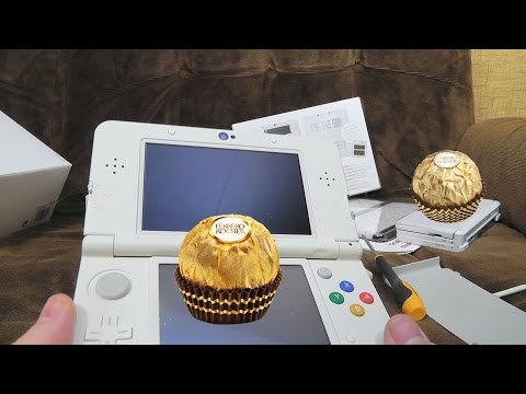 New Nintendo 3DS 'Ambassador Edition' | Ashens