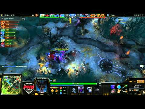 Burden vs Vega Game 1  joinDOTA MLG Pro League Season 2  TobiWanDOTA BlitzDota