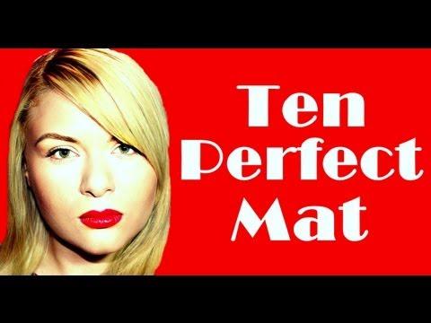 Cum sa acoperi acneea si imperfectiunile obtinand un efect perfect mat.