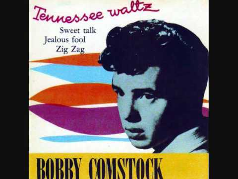 Bobby Comstock and the Counts - Tennessee Waltz (1959)