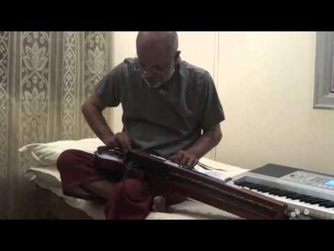Tere Khayalon Mein(Asha-Geet Gaya Pattharon ne-1964)on Bulbul...