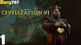 Civilization 6 | Lets Play China | Deity | #1
