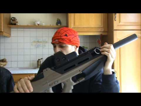 airsoft fn f2000 presentation francaise