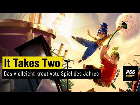 It Takes Two   REVIEW   Das vielleicht kreativste Spiel des Jahres