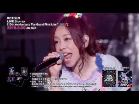 "20150930_KOTOKO_10th Anniversary The Grand Final Live ""ARCH""_LIVE BD_ダイジェスト映像"