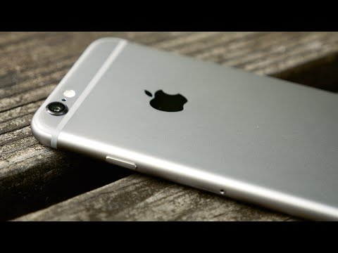 Apple iPhone 6 Unboxing & First Impressions!