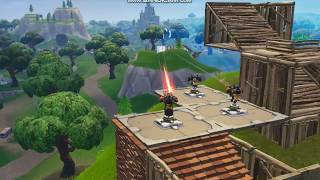 Fortnite new Turret Meta