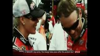 DeLana Harvick Race Hub Interview 3/7/2012