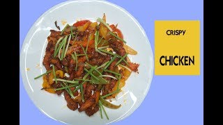 Crispy Chicken Recipe  How to make spicy crispy fried chicken