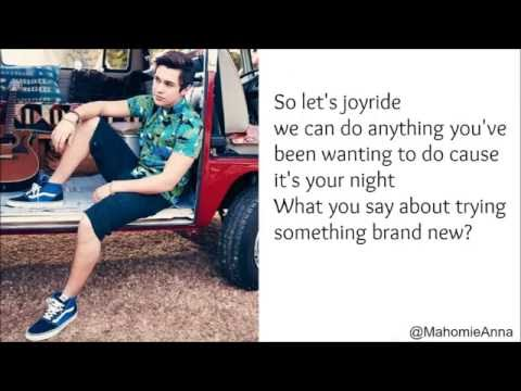 Austin Mahone - Joyride (Lyrics)