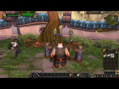 Урок железной ветви World of Warcraft Battle for Azeroth WoW FHD