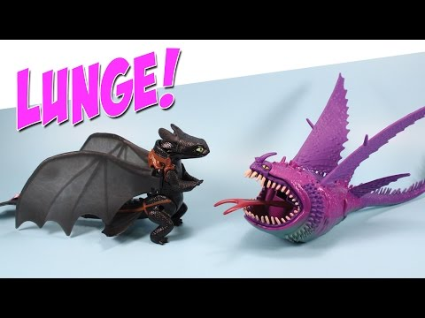 how to train your dragon screaming death toy