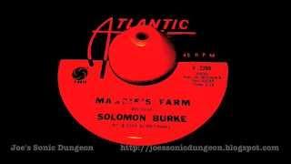 Watch Solomon Burke Maggies Farm video
