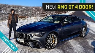 Mr AMG on the GT63S! AMG's In-House Hyper Saloon!