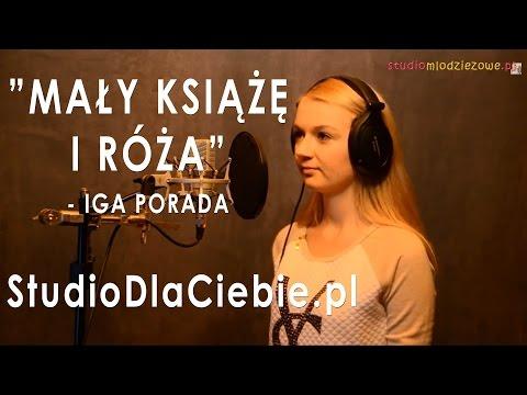 Mały Książę I Róża - Iga Porada (cover By Natalia Świtała)