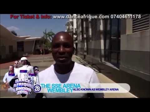 P-SQUARE, FLAVOUR, SHATTA WALE- DJ Edu Confirmed- Dance Afrique London March 28th Wembley Arena