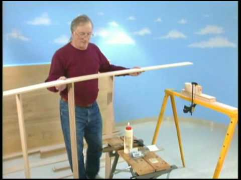 Build a model train layout: Model railroad benchwork train table how to WGH Part 1