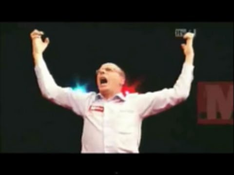 PDC Grand Slam of Darts 2010 - Poule E - Stompe VS Phillips