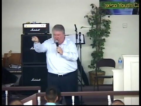 Bro Mark Morgan - The Journey is too great for thee