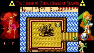 Zelda Oracle of Seasons #18 Golden Beasts of Red Power
