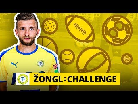 Žongl Challenge: Daniel Trubač