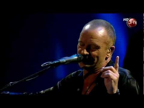 Sting en Festival de Viña 2011 [HD] - Englishman in New York