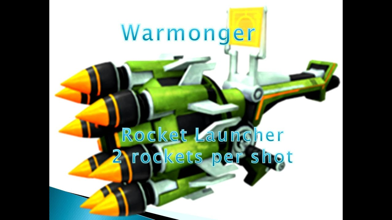 ratchet and clank weapons