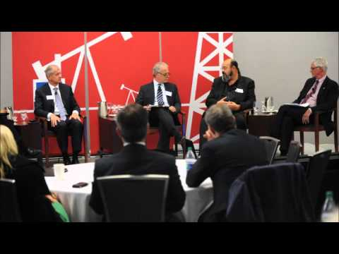 Energy panel - Canada in the Pacific Century Sept 24, 2012